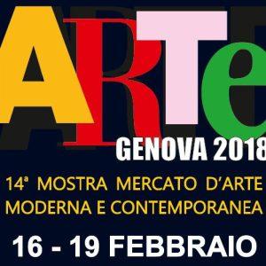 ARTE Genova 2018 Blue Rhino