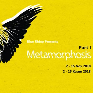 Metamorphosis I Blue Rhino