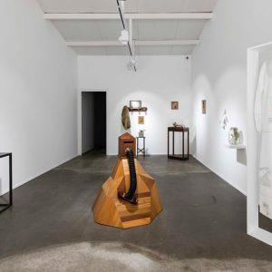"""The Hidden Life of Objects"" ART TALKS Blue Rhino"