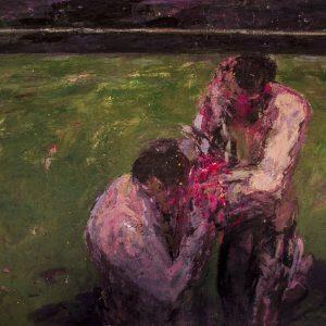 Acrylic-on-canvas-210×150-cm
