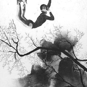 drop, Elif Celebi, intaglio, printing, 25x35, engraving