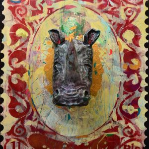 saeed nodehi, mixed media, figurative, surreal, 2015, sculpture