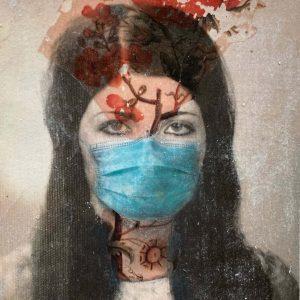 Maliheh Zafarnezhad, surrealism, medium, photomontage