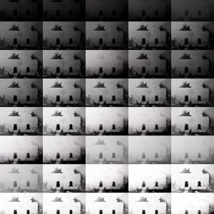 Umut Erbaş, untitled, 2019, black and white, photography