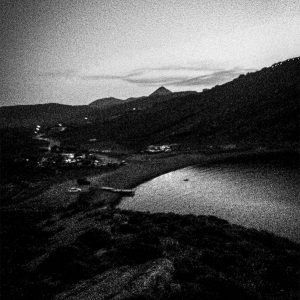 Umut Erbaş, the town, analogue photograph, small, 2020