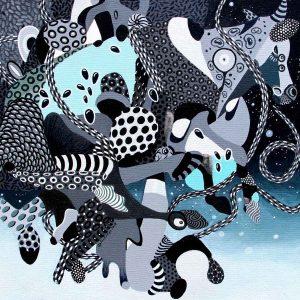 Levent Oyluçtarhan, untitled, medium, 60x50