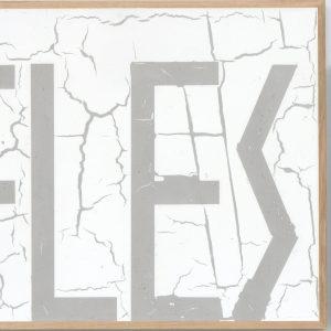johan soderstrom, large, filler, oak frame, conceptual