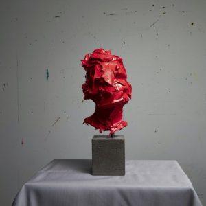 Oil, Concrete, Steel, conceptualism, Salman Khoshroo
