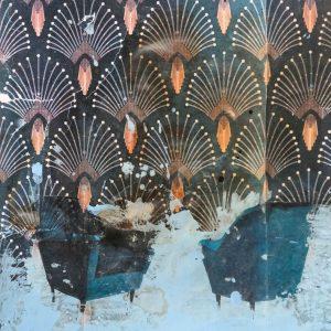 Veronica Botticelli, mixed media, 2020, modern