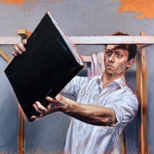 ba_ketabV_oil_on_canvas_160x200cm_2017