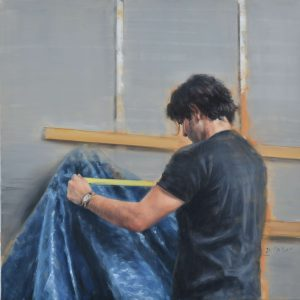 andazeh_oil_on_canvas_85x85cm_2021